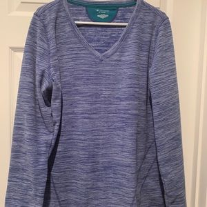Tex Gear XL Purple long sleeve top